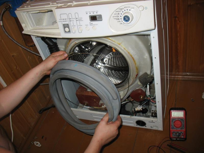 Ремонт стиральних машин своими руками