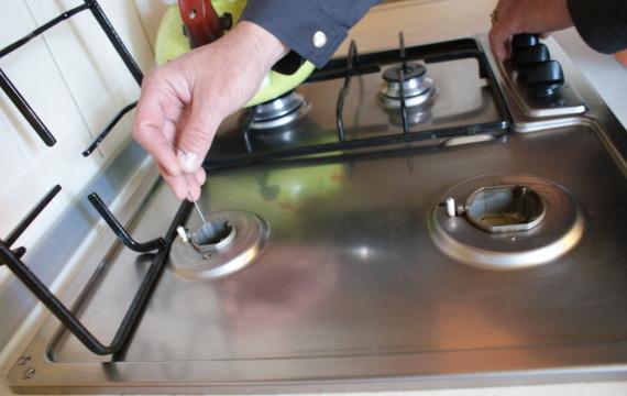Ремонт встроенной духовки