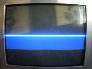 Ремонт телевизора - не включается