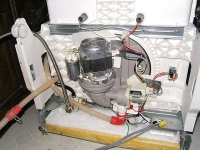 Монтаж посудомоечной машины ханса своими руками видео