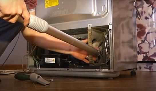 Вызвать ремонт холодильников